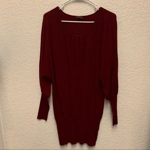 Cpm collection sweater dress size 8